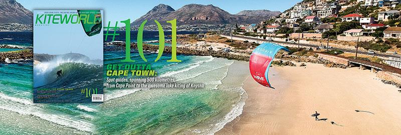 Kiteworld Cape Town kitesurfing spot guide