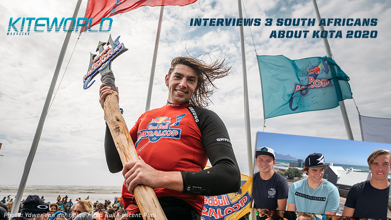 KOTA 2020 Kiteworld Interviews