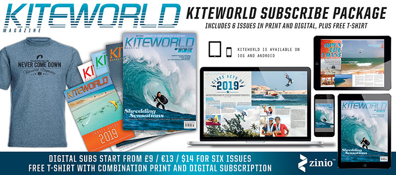 Kiteworld magazine issue 103 - subscribe