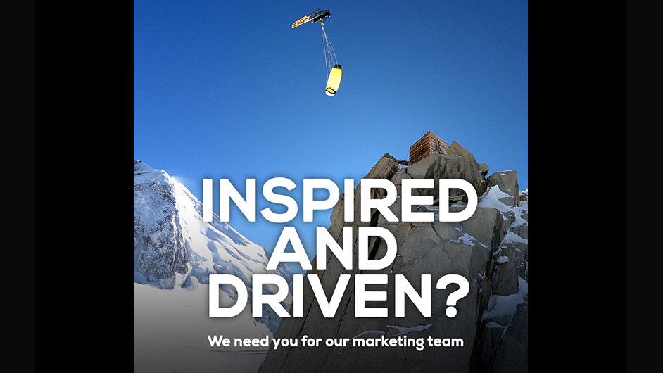 Marketing job at Ozone Kites