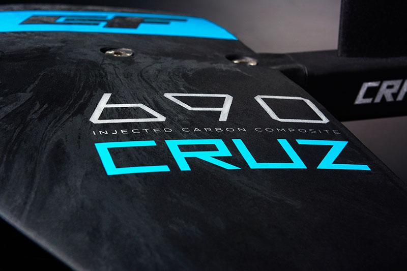 Foil from CrazyFly Cruz 690