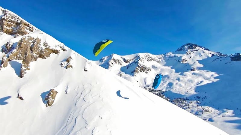 FPV Ski Touring France