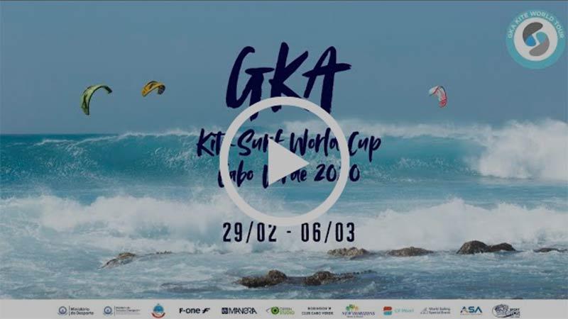 GKA Kite World Cup Cape Verde