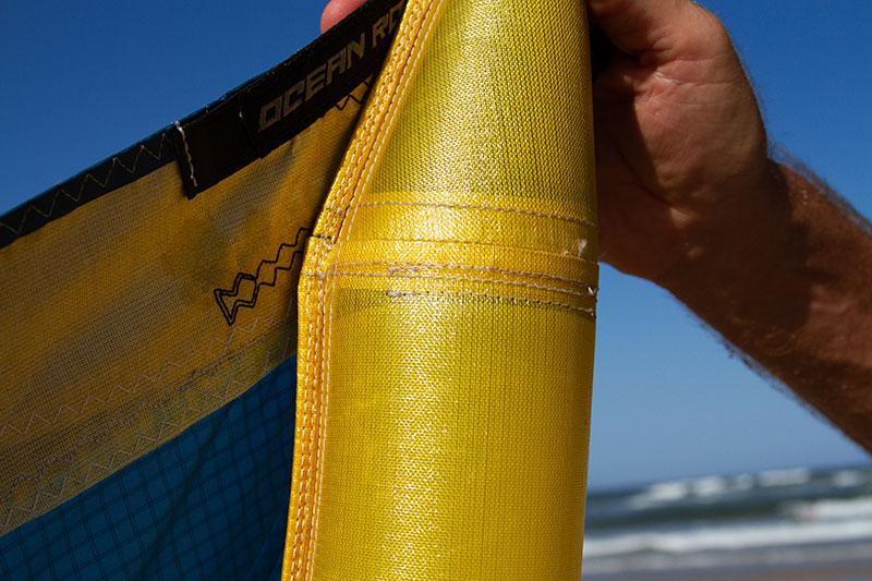 Aluula Ocean Rodeo kite material