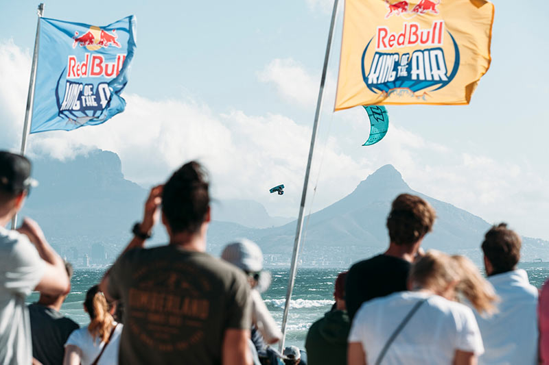 Jesse Richman Red Bull King of the Air