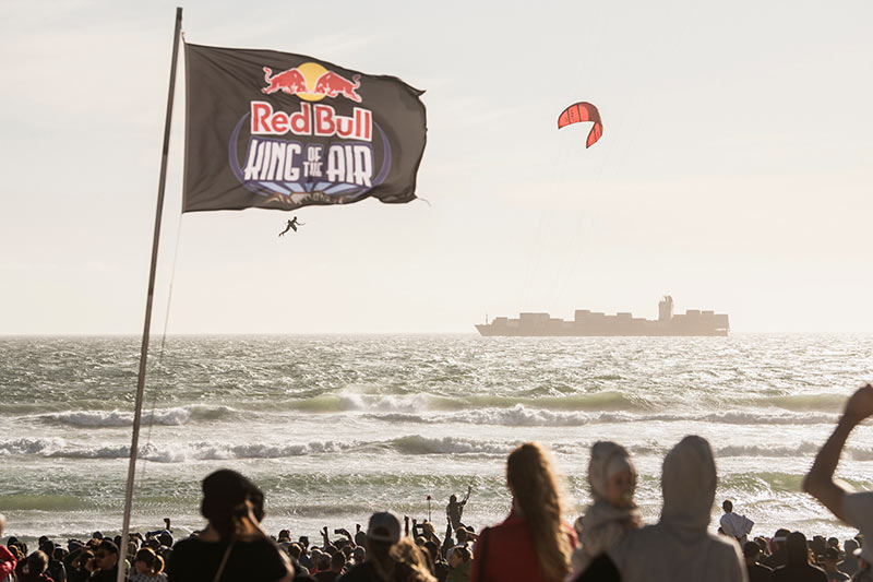 Nick Jacobsen Red Bull King of the Air 2020