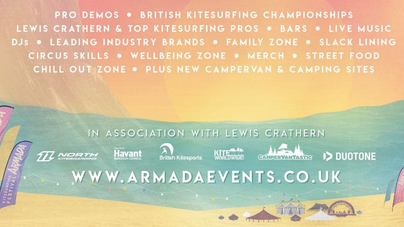 Kitesurfing Armada 2020 new dates