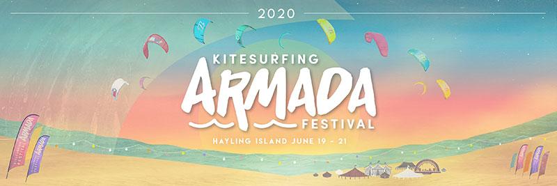Kitesurfing Armada 2020