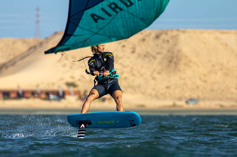 Kitefoil and Wave Camps Progression 2020