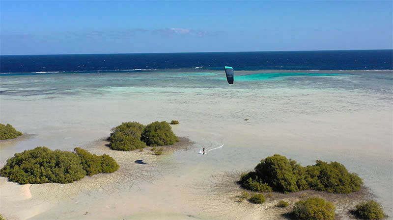 Wadi Lahami via Drone