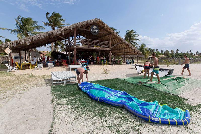 Kiteworld Travel Guide Praia Do Maceio Brazil