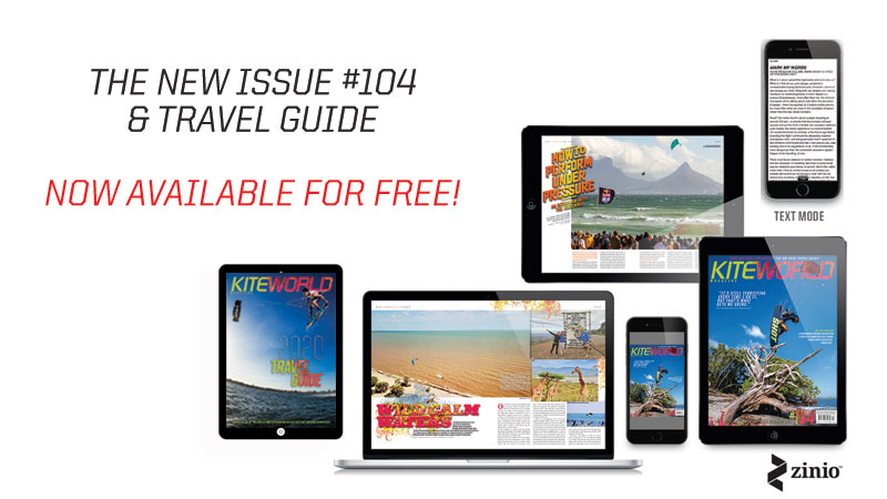 Issue 104 and Travel Guide for free