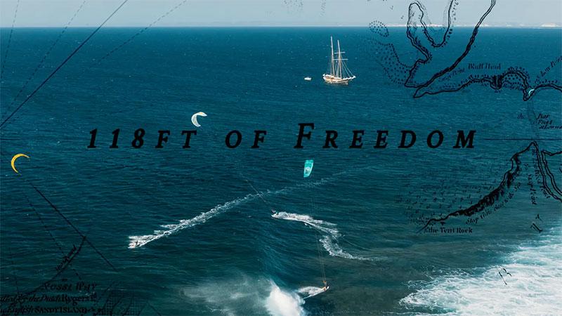 118 Ft of Freedom - Jalou Langeree movie