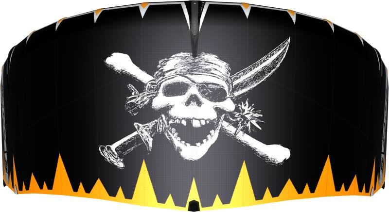 Naish skull pirot