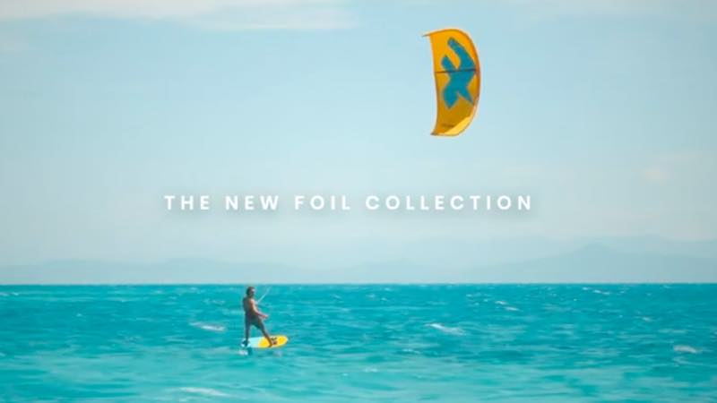 F-One launch foil collection