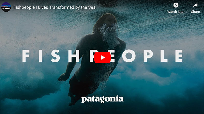 Fishpeople movie by Patagonia