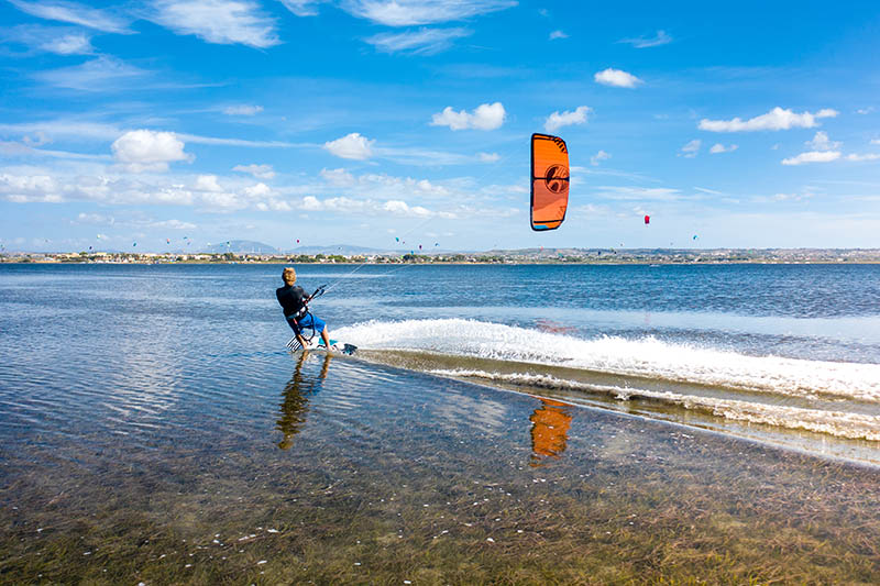 Sicily Kitesurfing Travel Guide