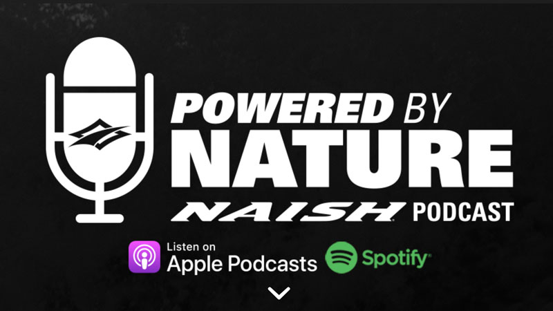 Naish Powered by Nature podcasts