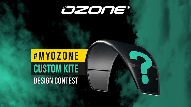 Ozone Custom Kite competition