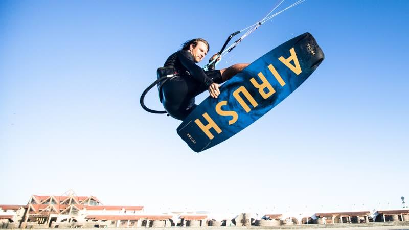 Airush Vector with Sam Medysky