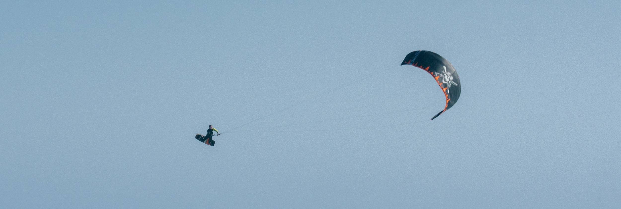 Looping the Dash kite