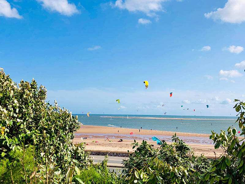 Exmouth Travel Guide Kitesurfing