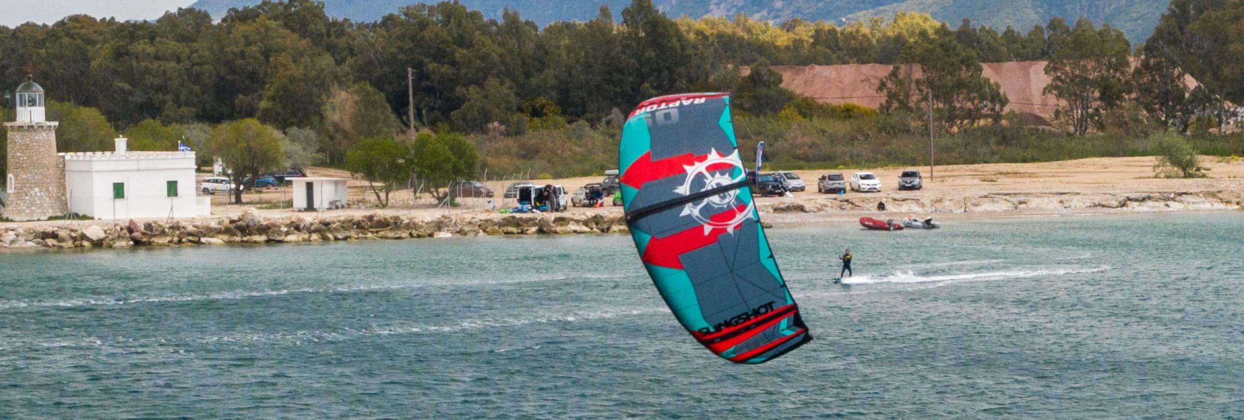 Raptor kite 2020
