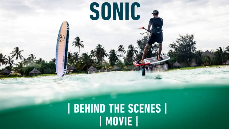 Flysurfer Sonic BTS