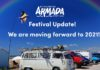 The Armada is postponed until next year but will be bigger and better than ever!