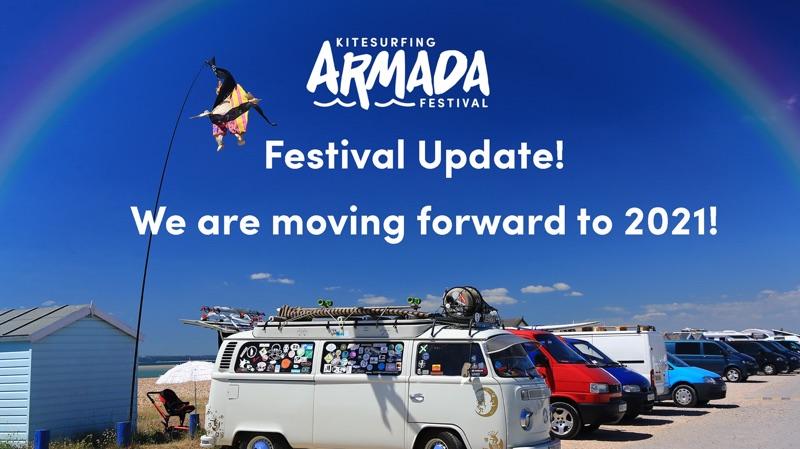 Kitesurfing Armada Festiva