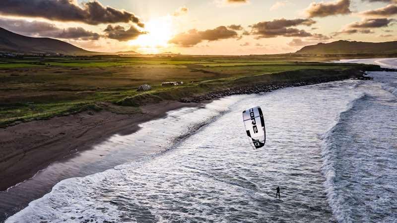 Nexus 2 Core kite in Ireland