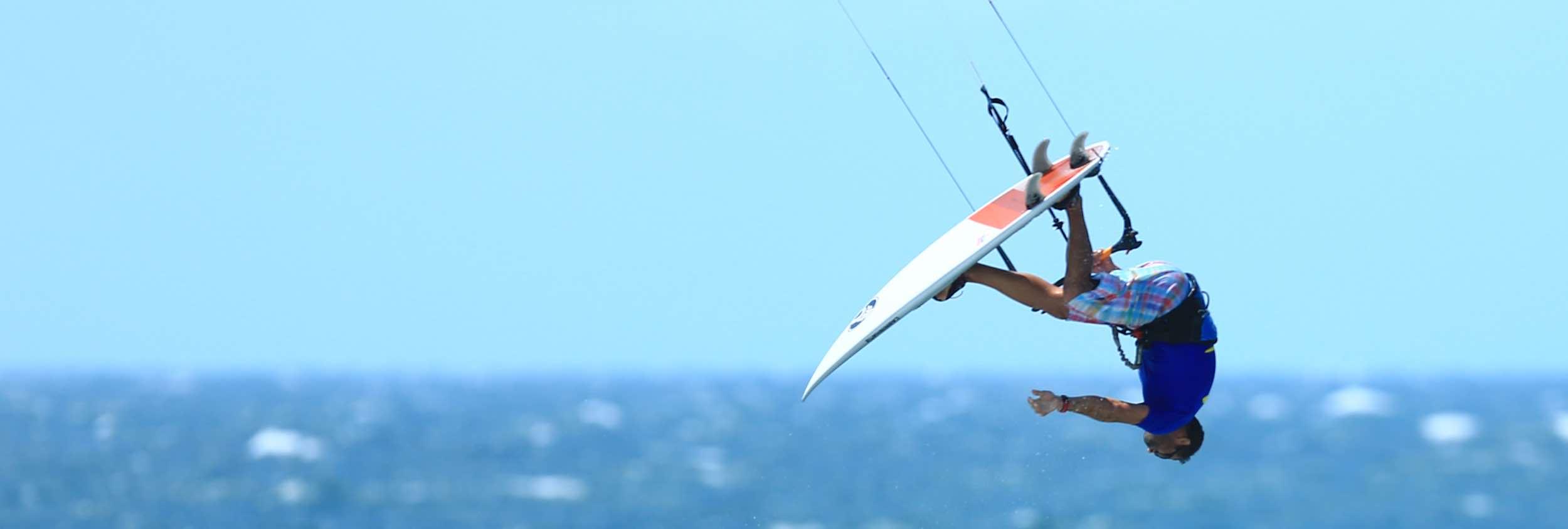 Prea kitesurfing Brazil