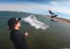 A Good Day's Kiteboarding with Tom Court