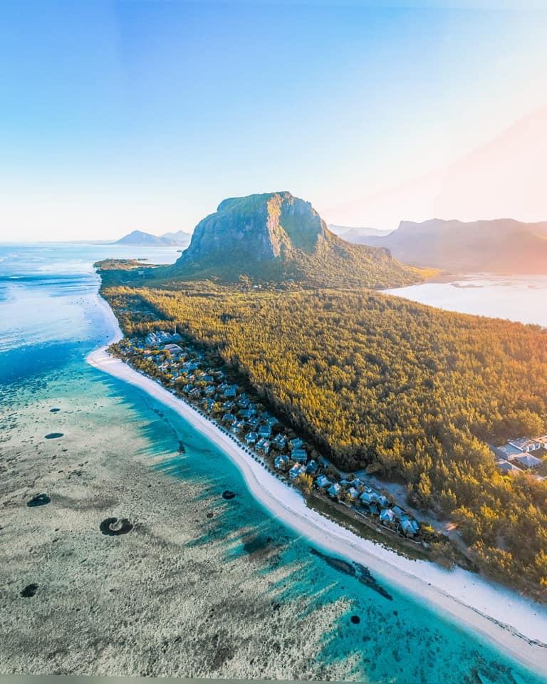 Mauritius St Regis Hotel
