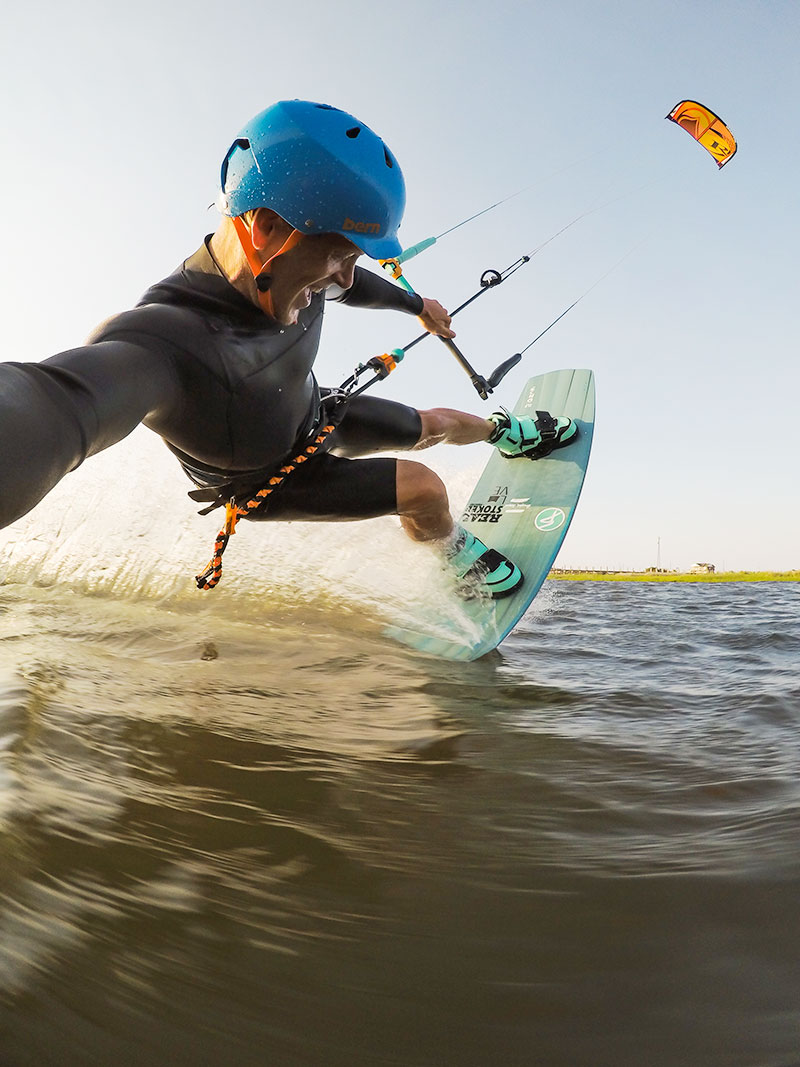 Brandon Scheid Liquid Force Kiteboarding