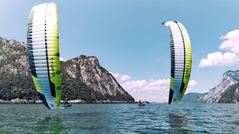 Flysurfer VMG2 IKA Class
