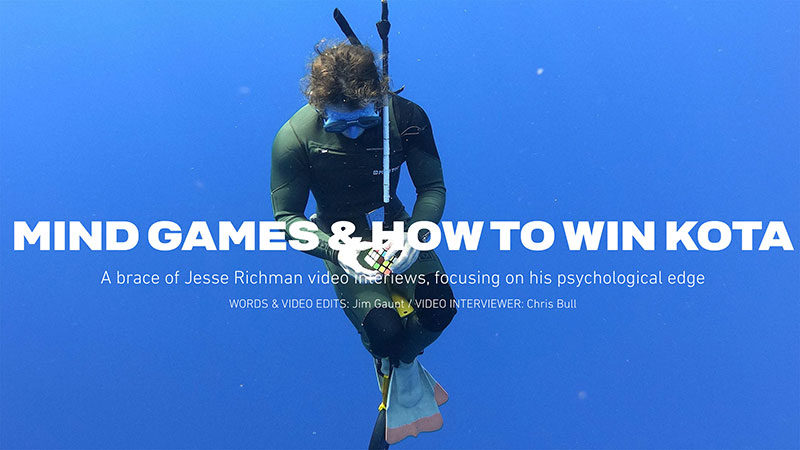 Jesse Richman video interviews