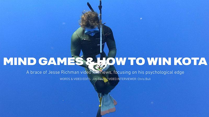 Jesse Richman video interviews