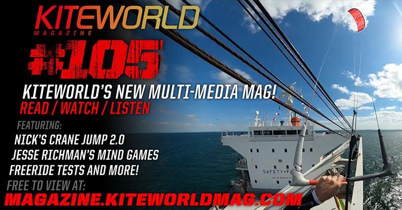 Kiteworld Magazine issue 105