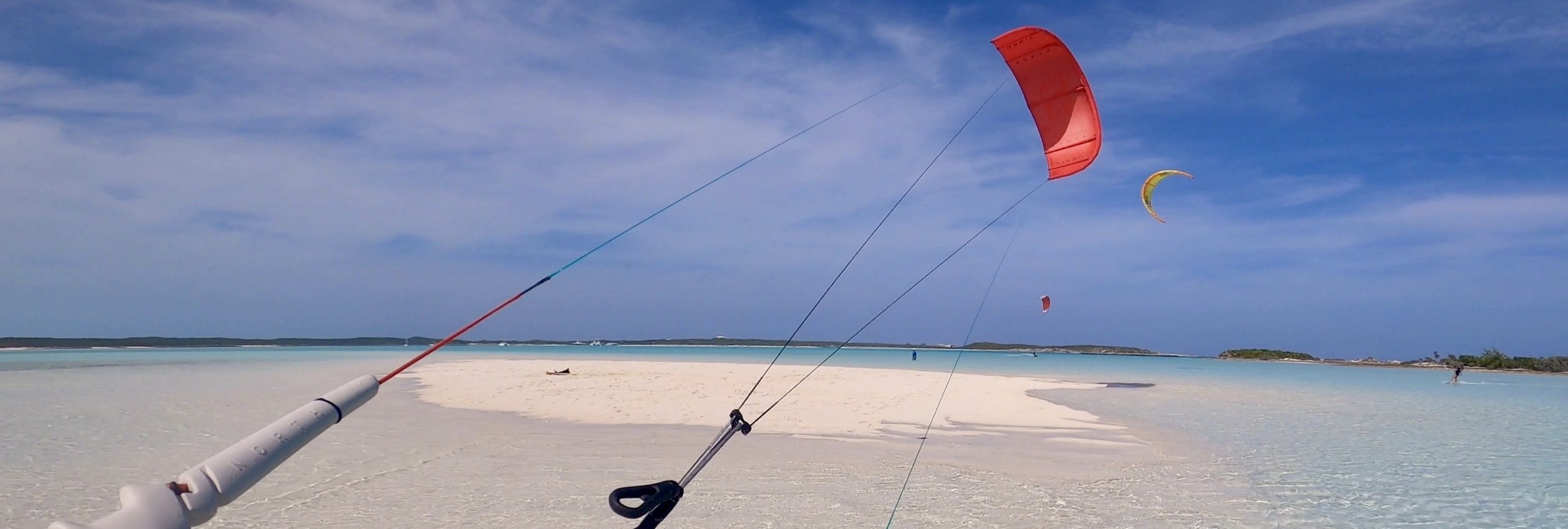 North kite in paradise