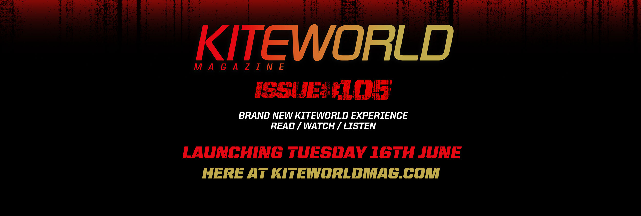 New Kiteworld digital magazine launch