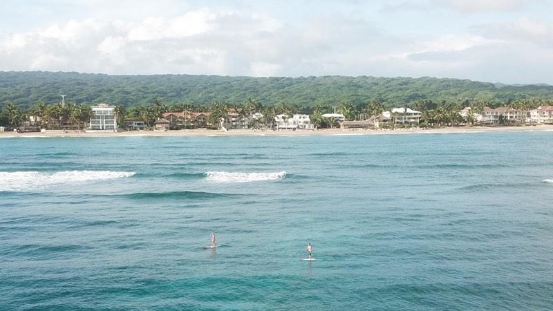 Caribbean no wind days