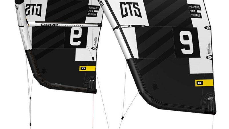 Core Kites GTS6 black