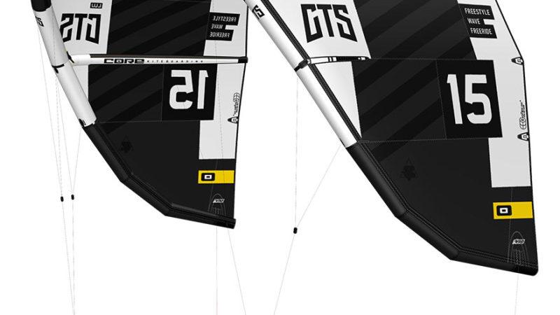 Core Kites GTS6 LW black
