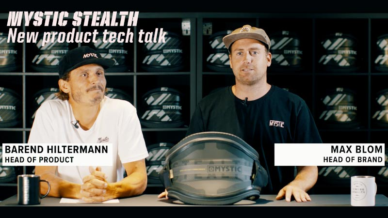 Mystic Stealth harness tech talk