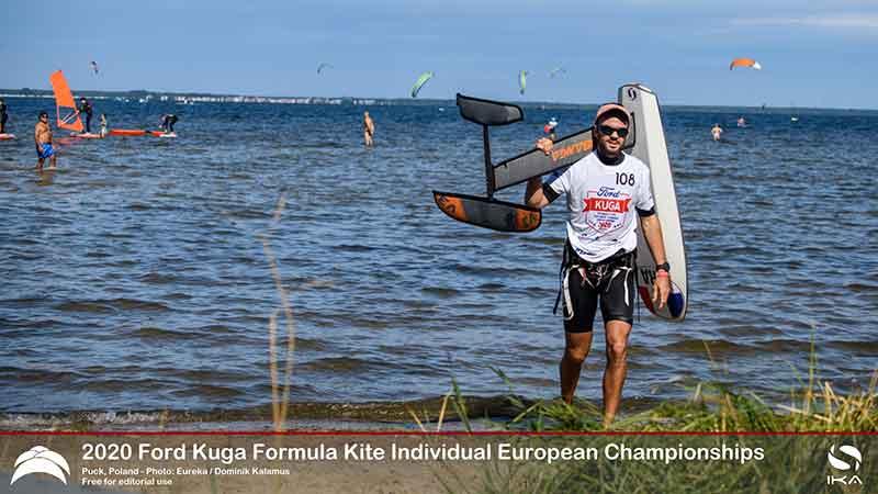 2020 Formula Kite Individual European Championships