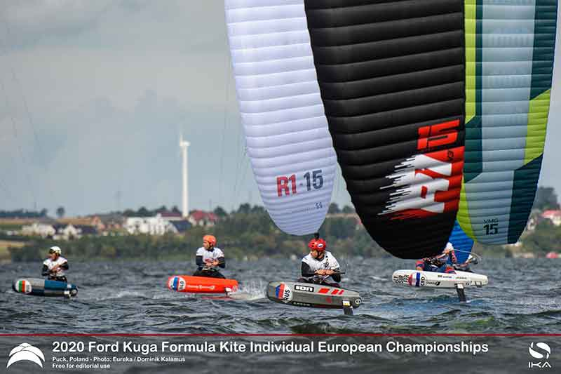 Ford Kuga Formula Kite Europeans