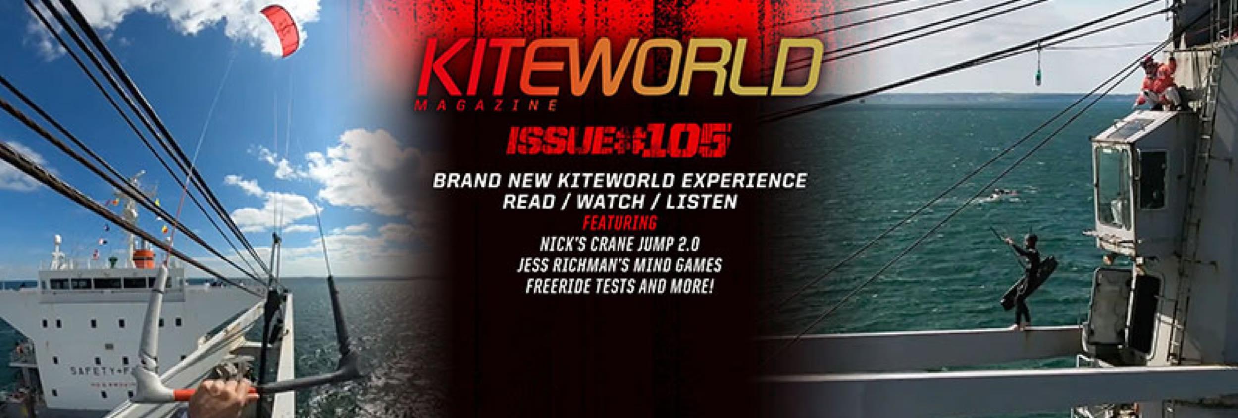 Free Kiteworld Issue 105