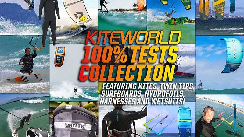 Kiteworld test issue - kiteboarding and kitesurfing reviews