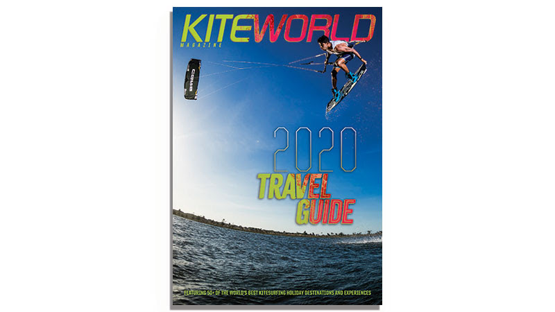 Kiteworld 2020 Travel Guide cover
